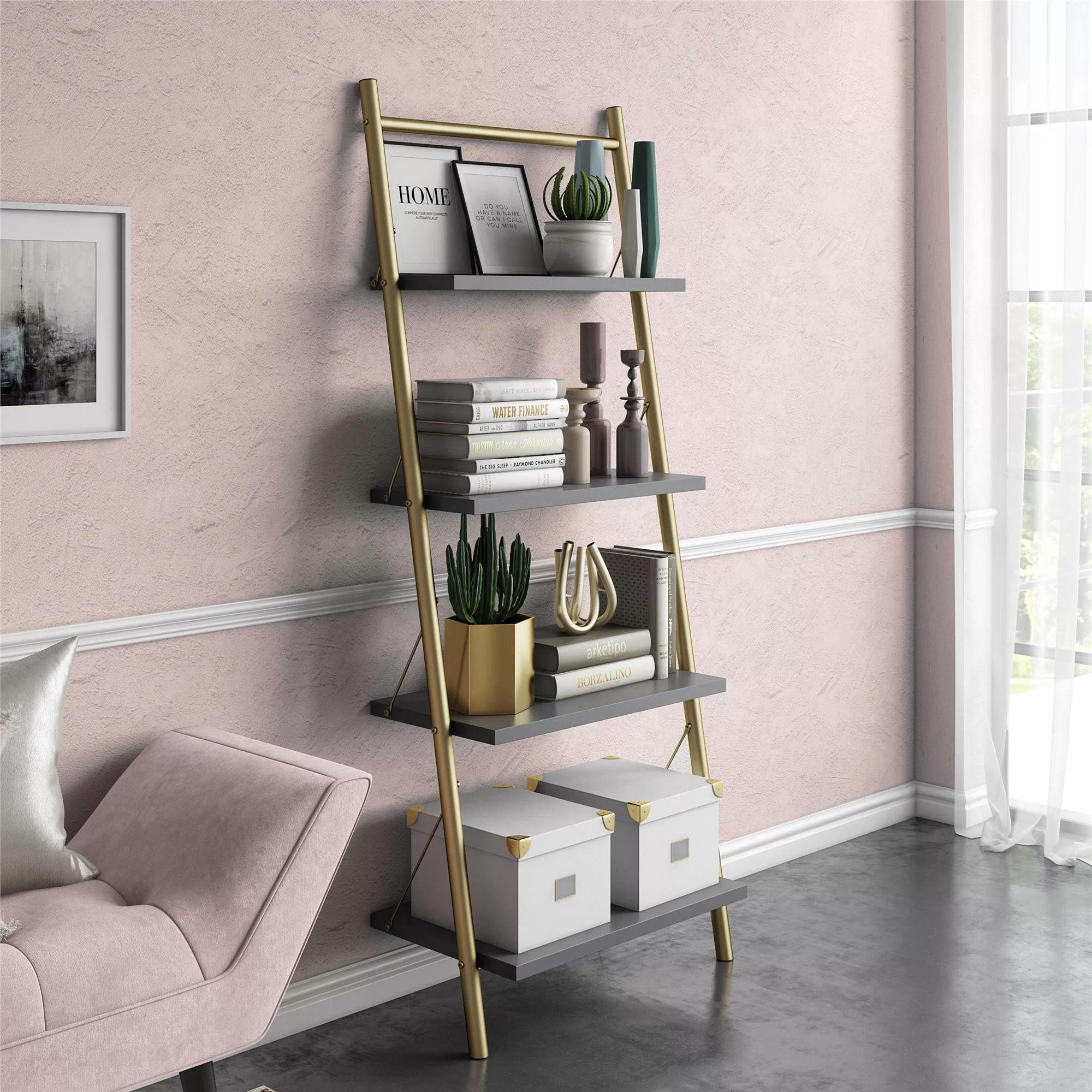 Nova Ladder Bookcase