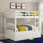Three Posts Teen Chamblee Twin Over Twin Bunk Bed With Trundle And 3 Drawers Reviews