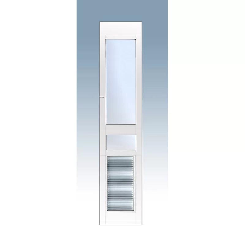 sliding door insert pet door for dog and cat