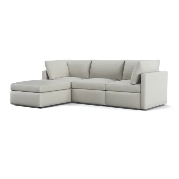 grey sectional sofas