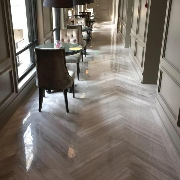 whiteoak 6 x 24 marble wood look wall floor tile