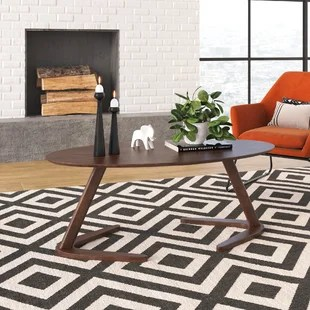 kristopher abstract coffee table