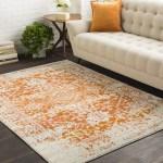 Mistana Hillsby Burnt Orange Beige Area Rug Reviews