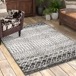 Gray Silver Area Rugs You Ll Love In 2020 Wayfair