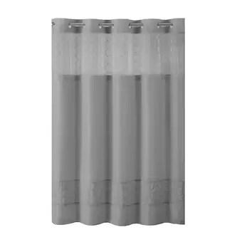 hookless monterey shower curtain