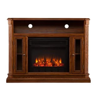 Delaney 47 TV Stand with Fireplace