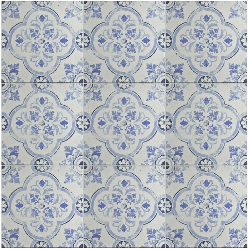 Beautiful patterned tiles that make an impact • Avenue Laurel
