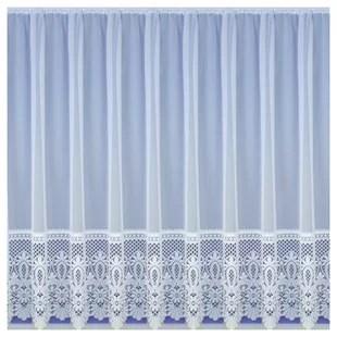 willa slot top semi sheer curtain