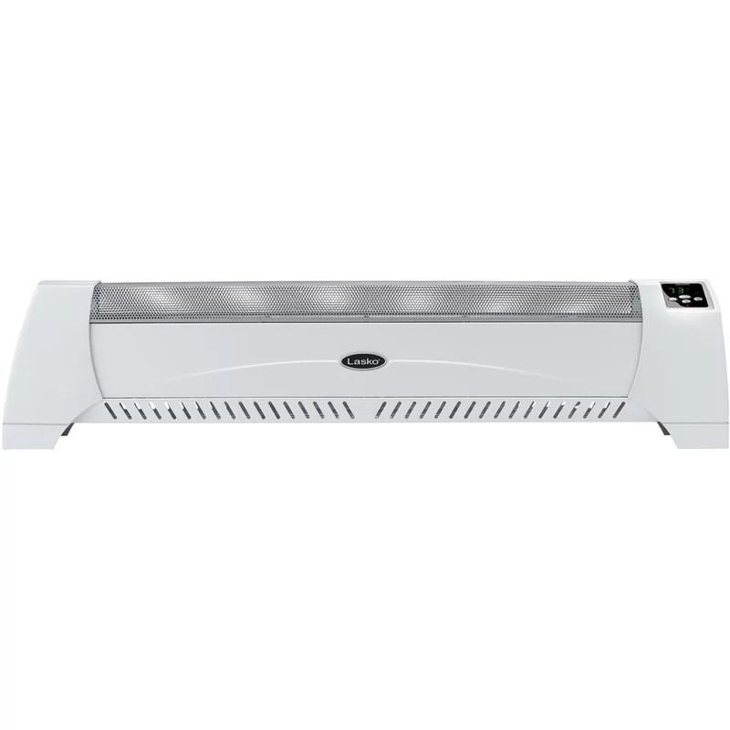 900 Watt Electric Convection Baseboard Heater with Digital Display
