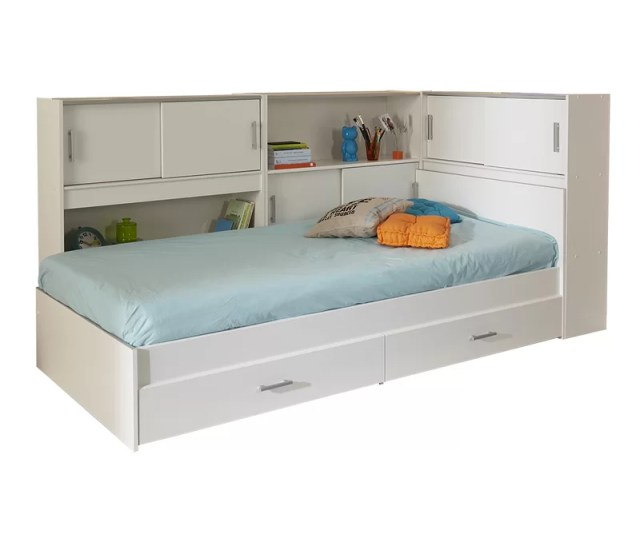 Snoop Twin Bed With Storage