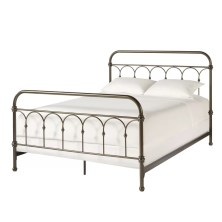 Copake Panel Bed
