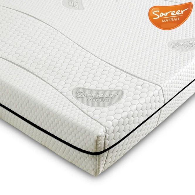 Sareer Matrah Memory Foam Mattress