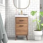 Foundstone Joel 18 Single Bathroom Vanity Set Reviews Wayfair