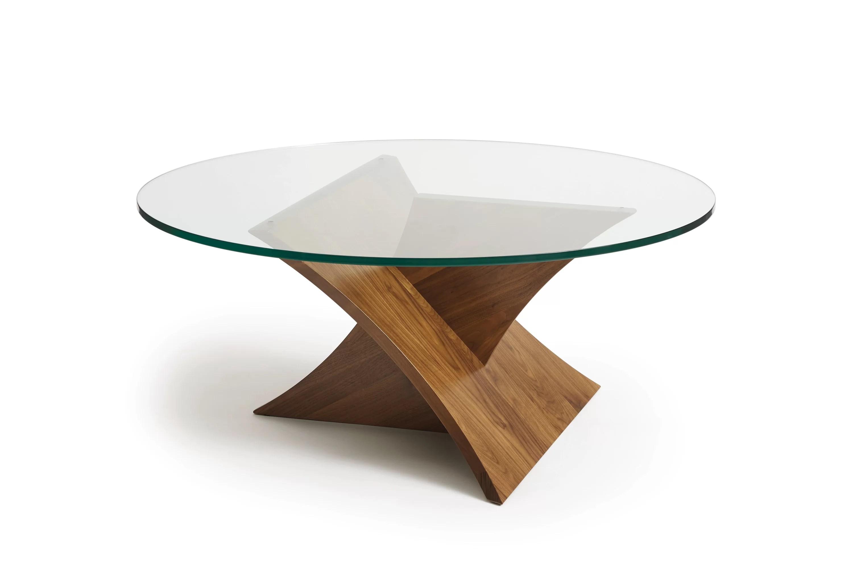 http www teens novel com swivel oval glass coffee table glass base