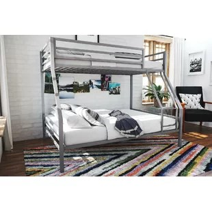 maxwell twin over full bunk bed