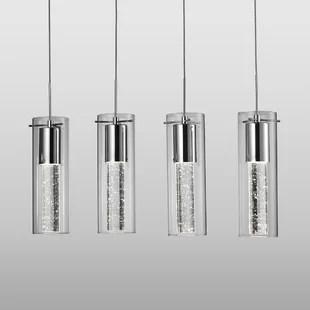 crystal kitchen island pendant lighting