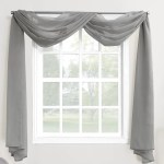 Window Scarves You Ll Love In 2021 Wayfair
