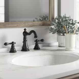 rustic bathroom sink faucets