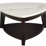Wrought Studio Rennick 3 Legs Coffee Table With Storage