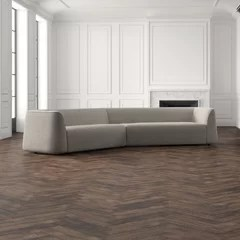 luxury symmetrical sectionals perigold