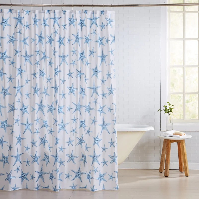 geinbow 13 piece shower curtain set hooks