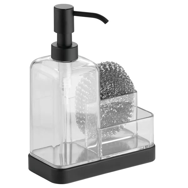kitchen sink sponge caddy