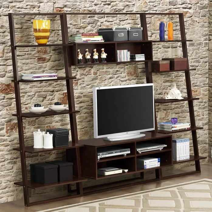 Home Theater Sala TV Cote Maison Maison E Meuble Tv