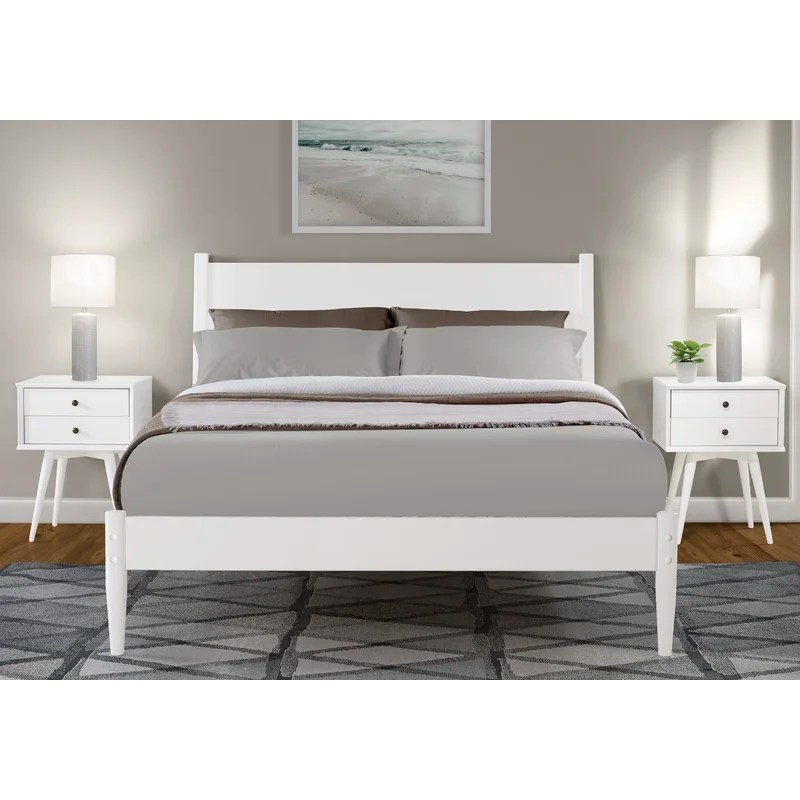 Full Size Bedroom Sets White With Storage