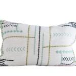 Lavern Cotton Geometric Lumbar Pillow Reviews Joss Main