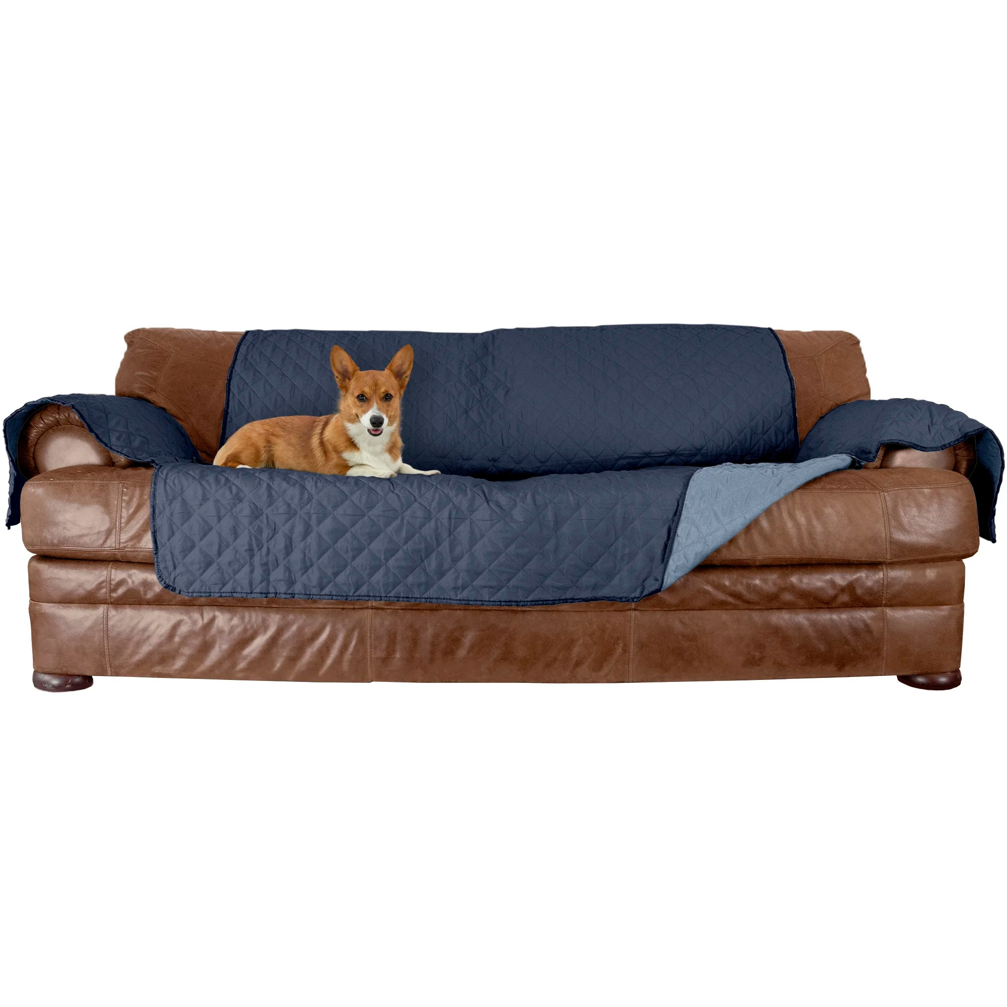 navy couch cover all slipcovers you ll