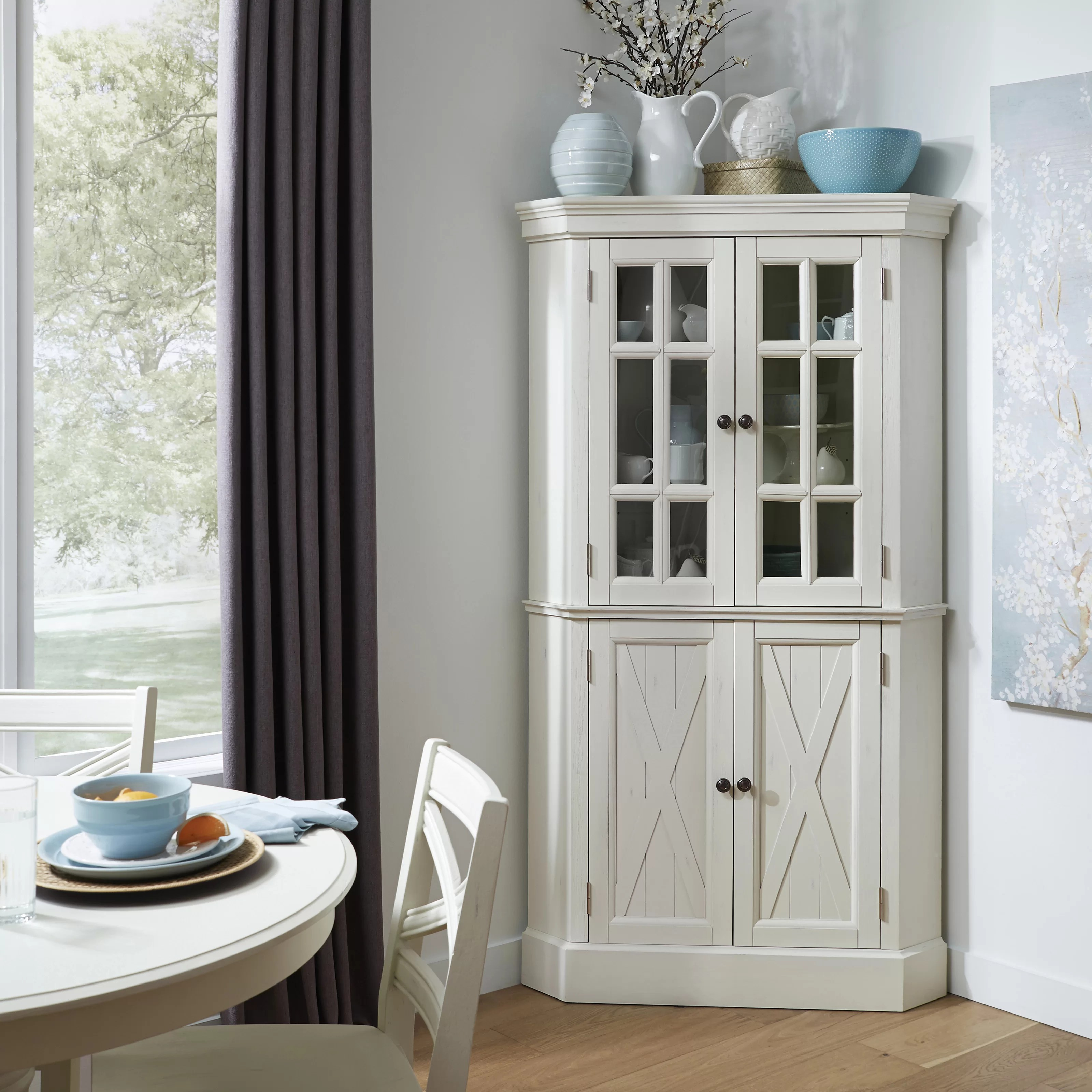 lizotte kitchen pantry display stand