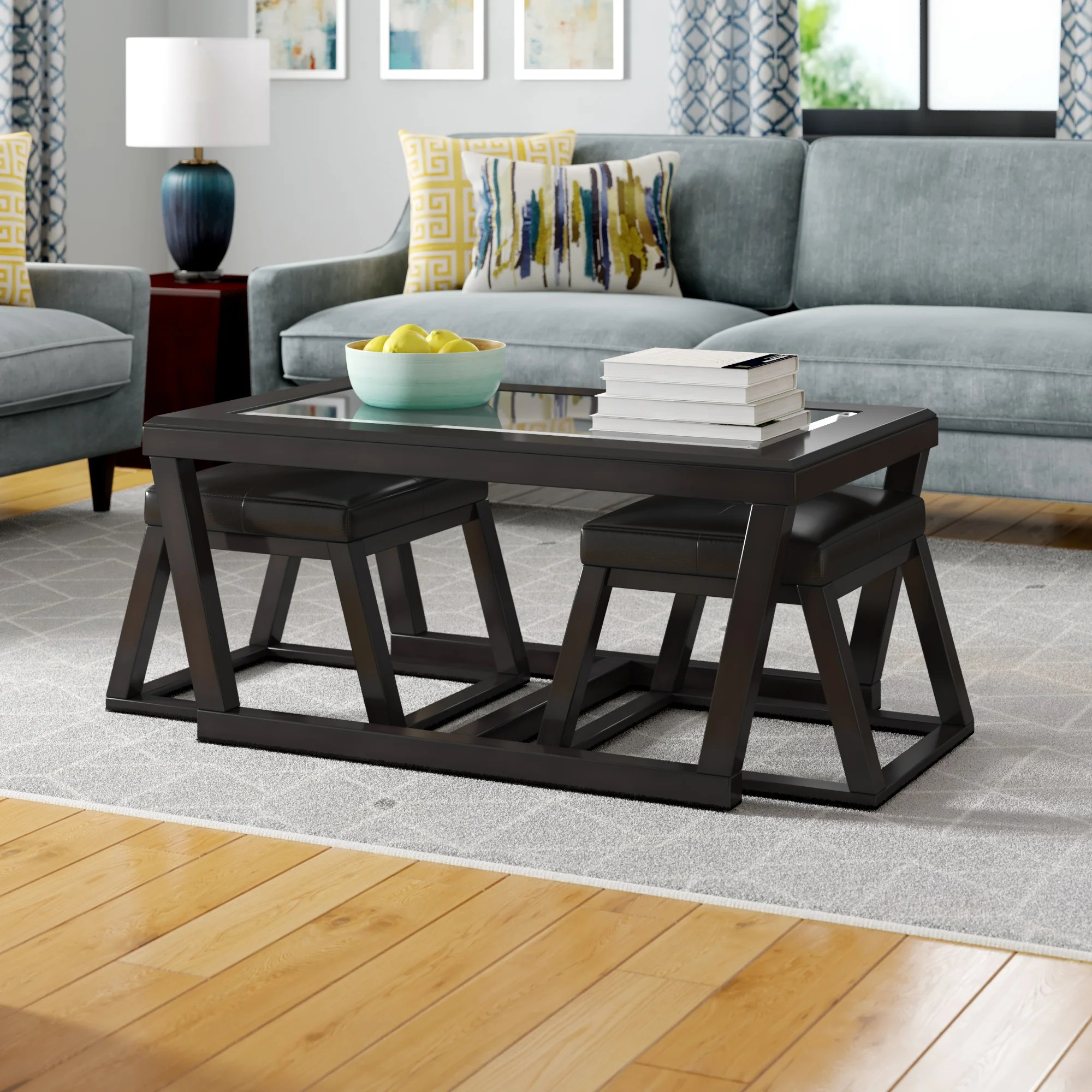 coffee tables with seating free