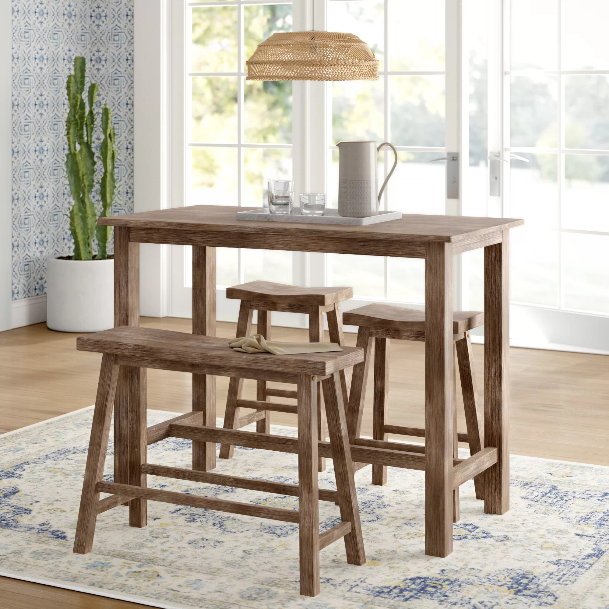 Bench Kitchen Dining Room Sets Wayfair