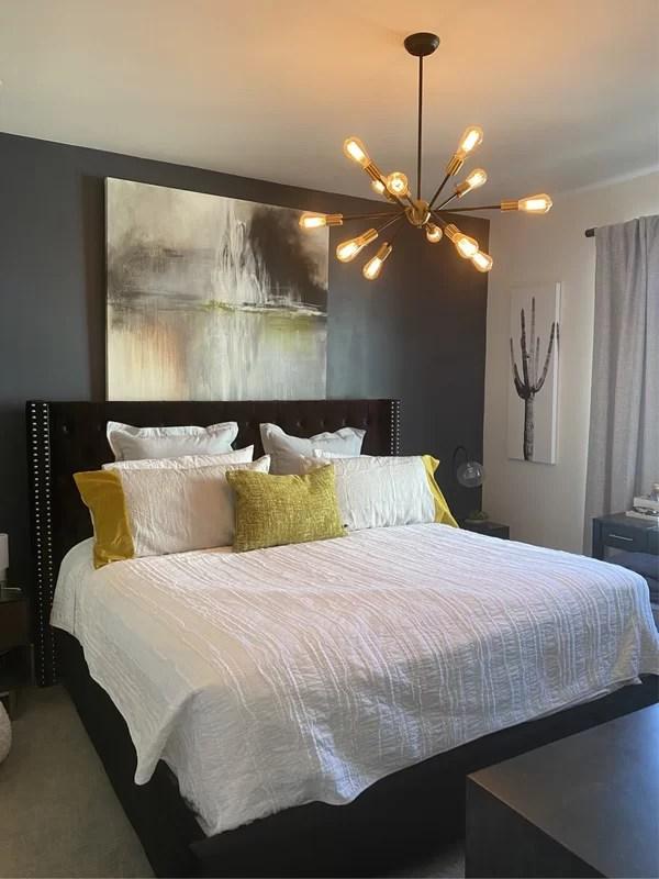 Modern Bedroom Design Photo by Wayfair