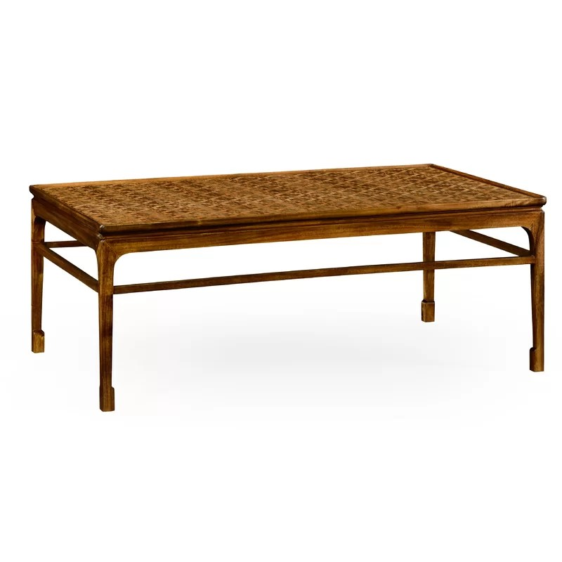 Jonathan Charles Fine Furniture Urban Cool Coffee Table Wayfair