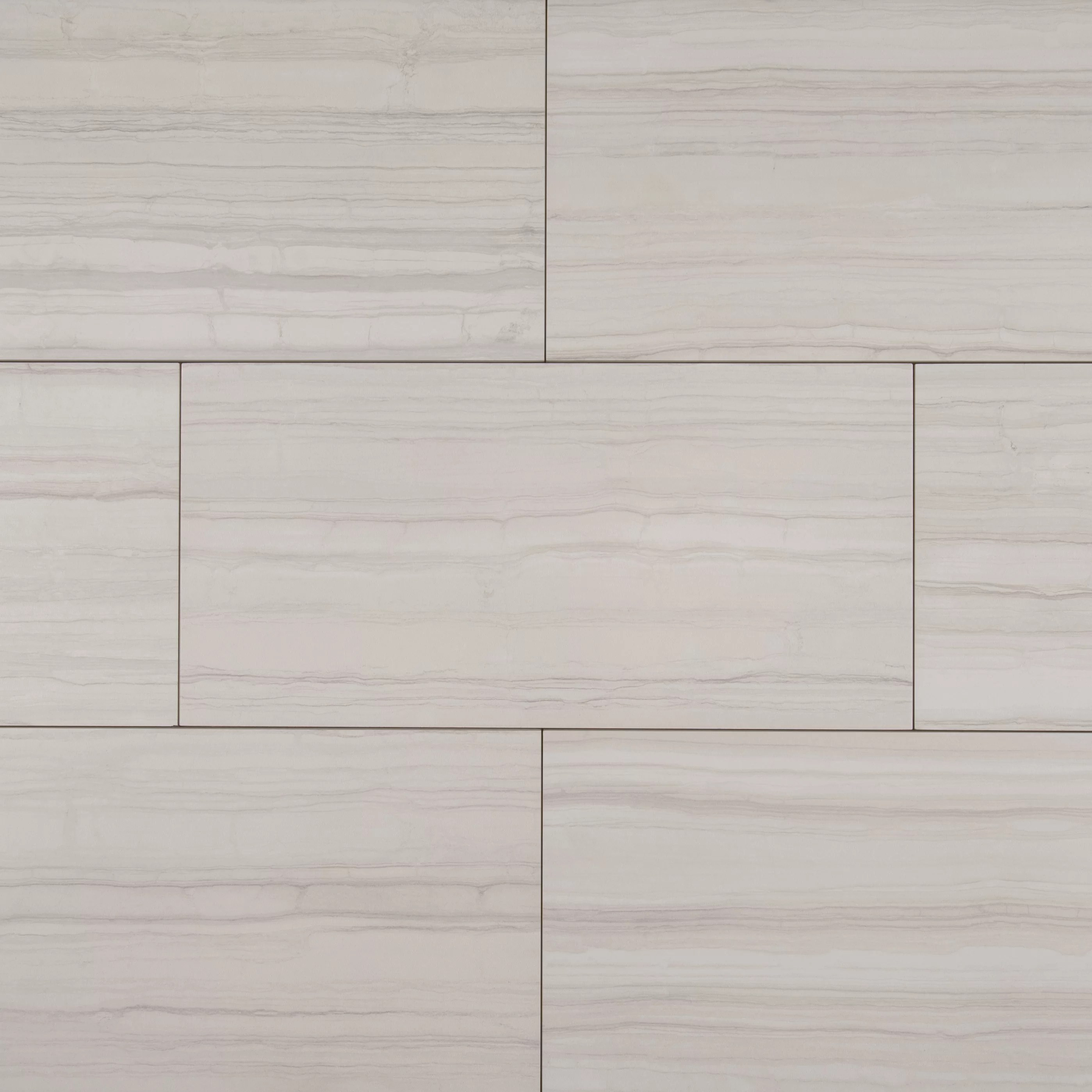 sophie 12 x 24 porcelain wood look tile in white