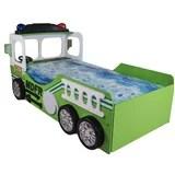 fire truck toddler bedding wayfair