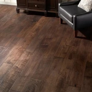 Engineered Hardwood Flooring You ll Love   Wayfair Save  Albero Valley  Farmhouse 7 1 2  Engineered Maple Hardwood Flooring