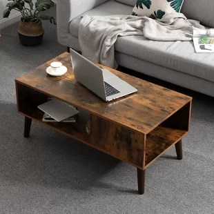 gascon coffee table with storage