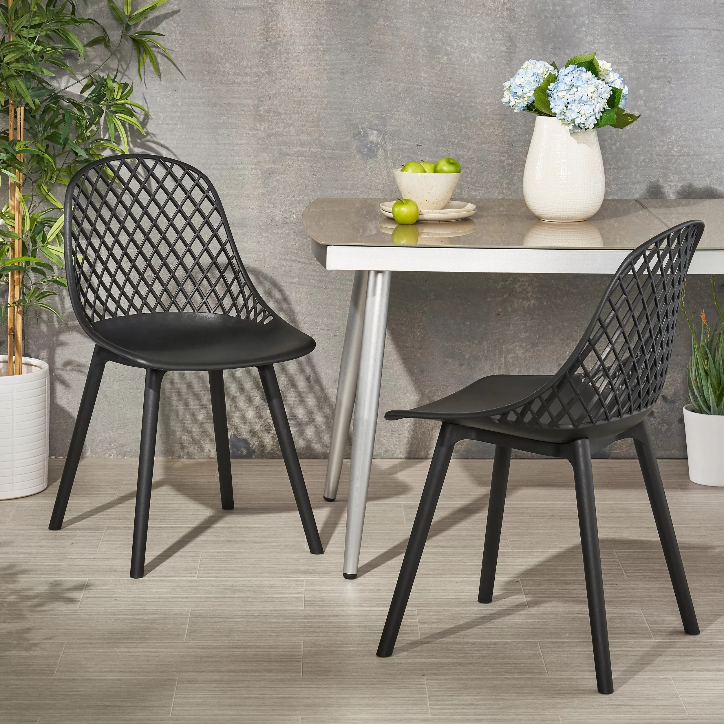 kenyon outdoor patio dining chair