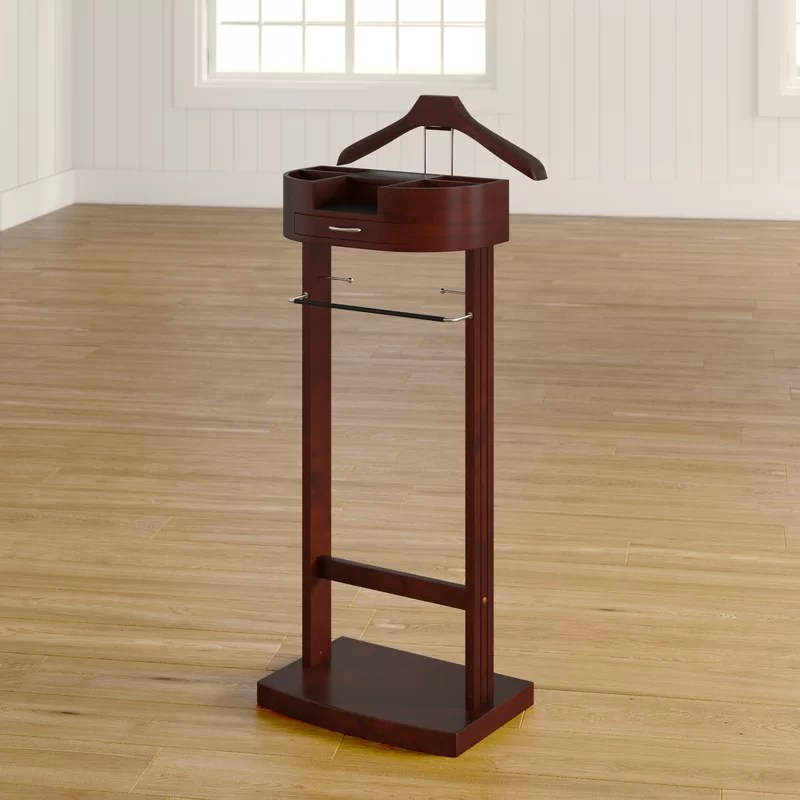 Woodall Valet Stand
