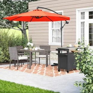 chalone 10 5 cantilever umbrella