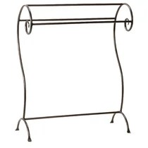 https www wayfair com keyword php keyword wrought iron quilt rack