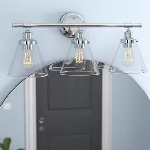 Bathroom Vanity Lighting You'll Love in 2019   Wayfair.ca on Wayfair Bathroom Sconces id=22171