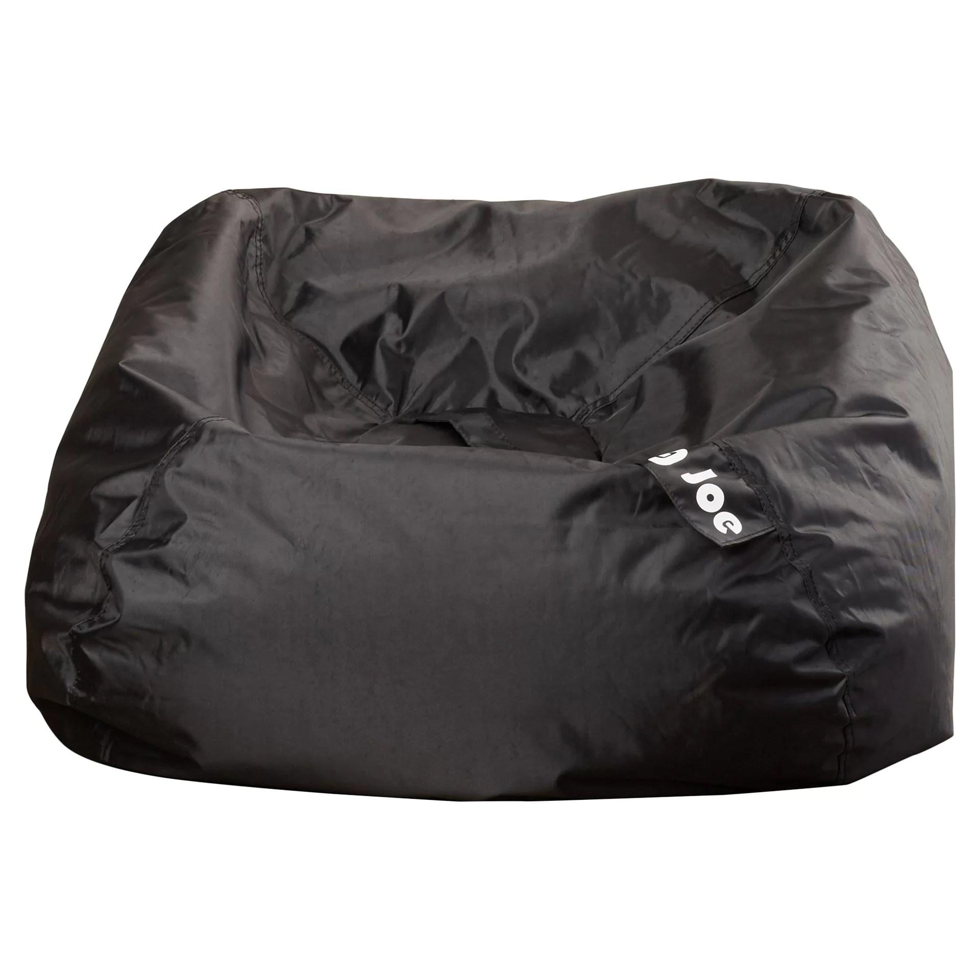 big joe classic kid s medium bean bag chair