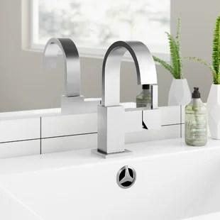 modern single hole bathroom sink