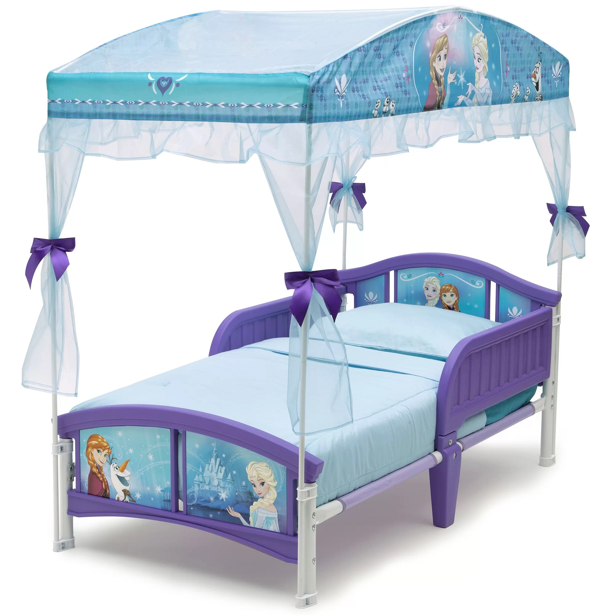 Delta Children Disney Frozen Convertible Toddler Bed Reviews