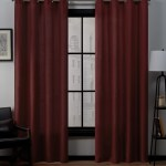 Red Curtains Drapes Free Shipping Over 35 Wayfair