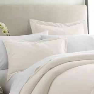 wayfair king pillowcases king shams