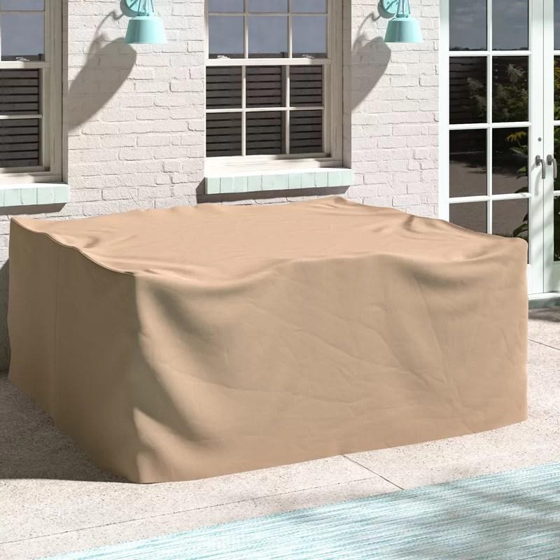 wayfair basics patio dining set cover